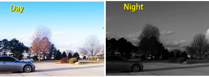 Low-light Infrared Night Vision