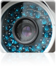 night vision security camera system