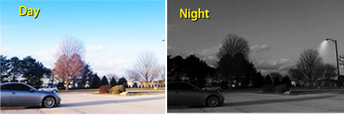 Day &amp; Night Monitoring