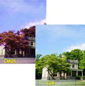 sony CCD cameras