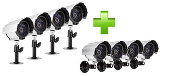 video surveillance security system