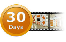Motion Detected Recording over 30 Days