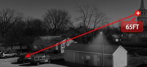 night vision camera views
