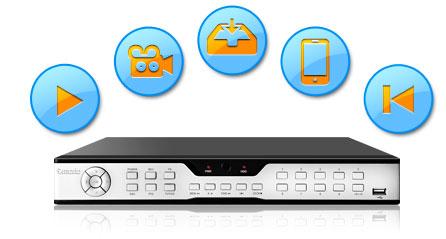 DVR Multi-Tasks