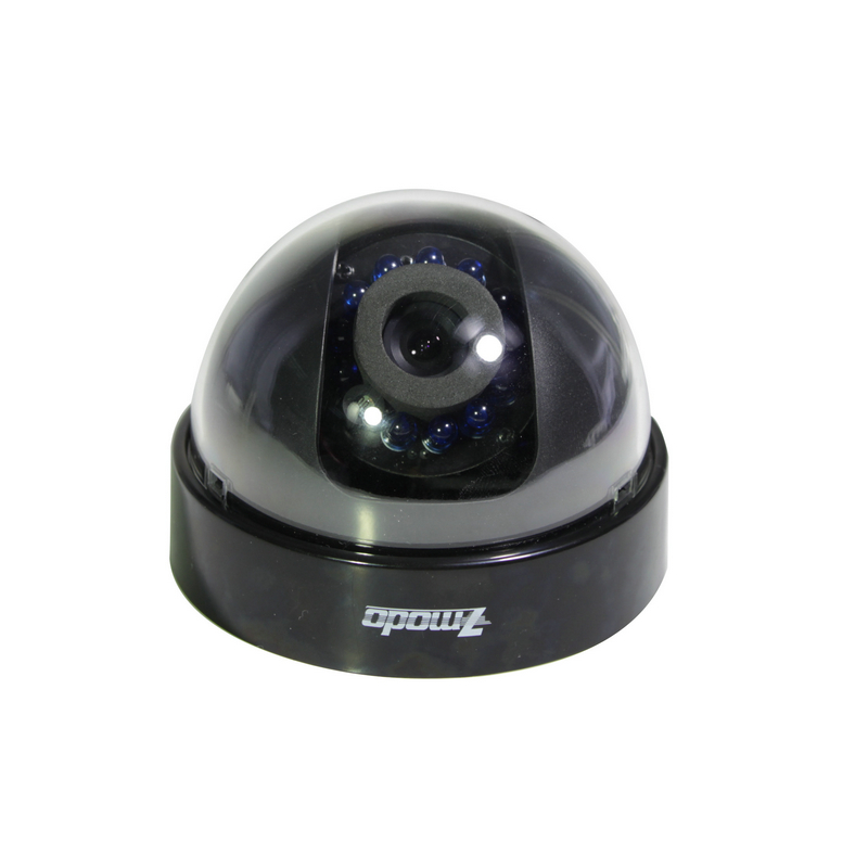 Indoor Color Sony CCD 50ft Night Vision Security Dome Camera