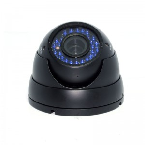 4-9mm Vari-focal 100' IR Dome High Resolution Camera with Audio
