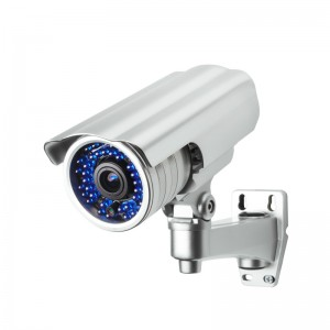 4-9mm Vari-Focal Color CCD Outdoor CCTV Security Camera w/80ft Night Vision