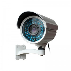 200ft IR Long Range Indoor Outdoor CCD Security Camera w/25mm Lens