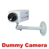 Indoor Home Fake Dummy CCTV Camera with No Power Required