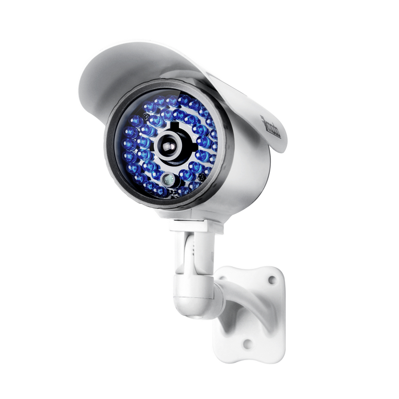 SONY EFFIO-E CCD Sensor 650 TVL 80ft IR CCD Outdoor CCTV Security Camera with Audio