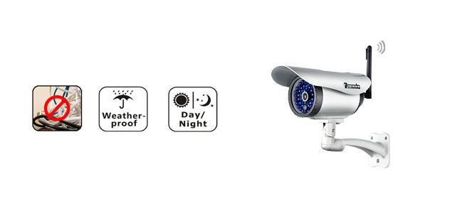 wifi surveillance camera