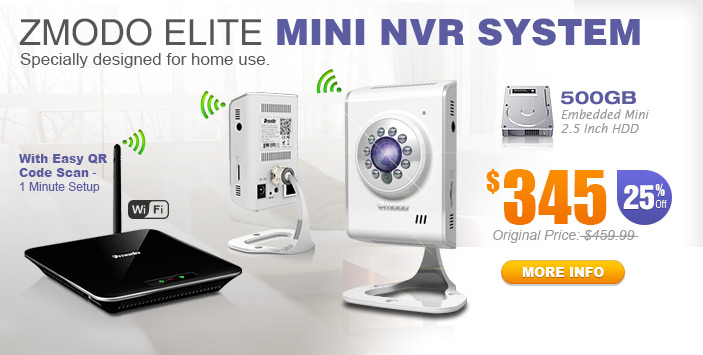home wireless security system