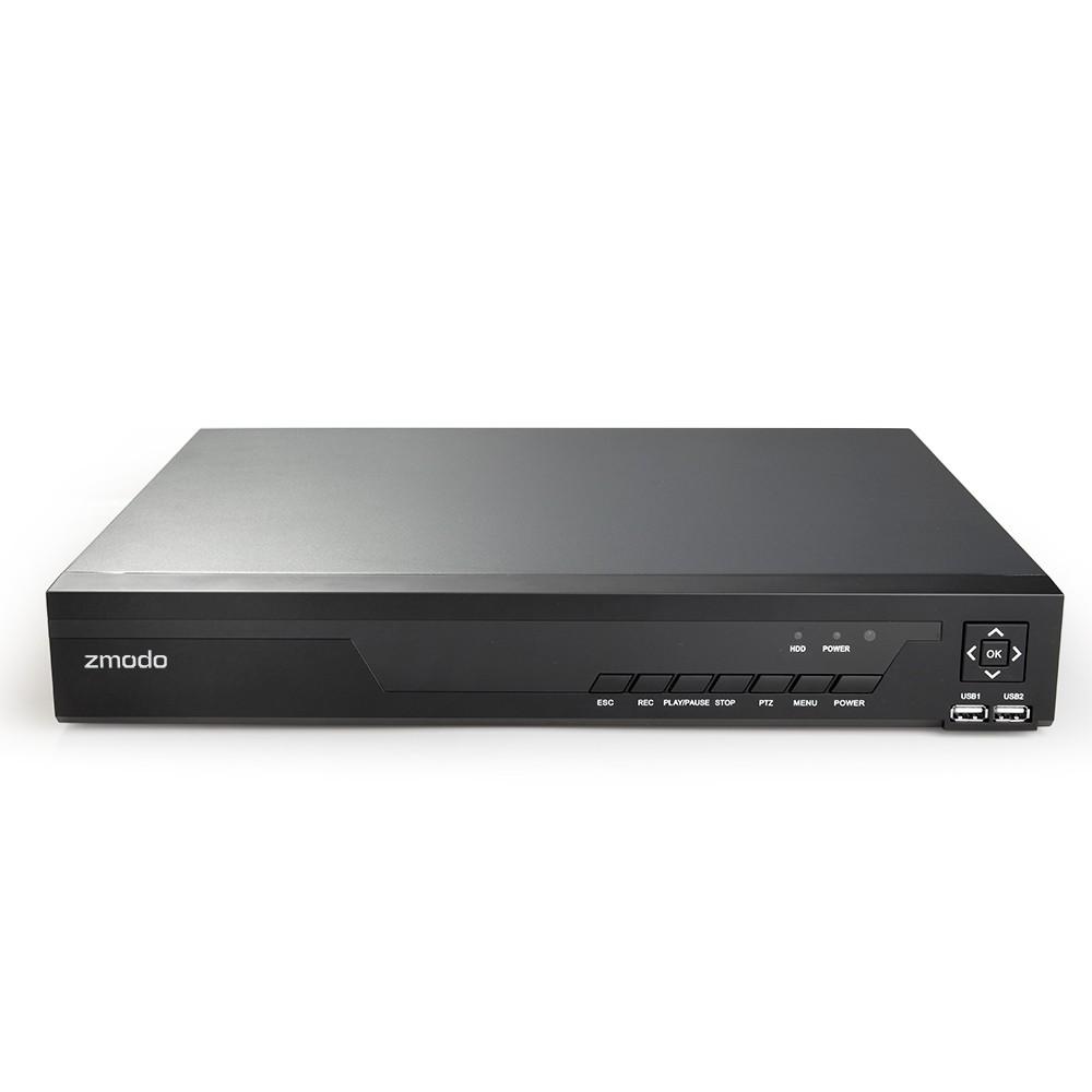 Zmodo 16 Channel DVR Recorder System 700TVL Surveillance ...