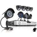 Zmodo 16CH DVR Surveillance System with 8 600TVL Security Camera