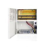 18 Port 12V 10A DC Power Supply for Surveillance Cameras